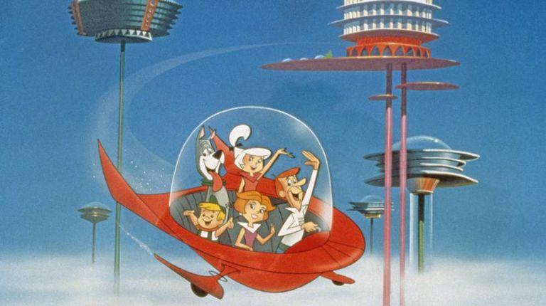 'Os Jetsons' eram como os 'Flintstones' do futuro