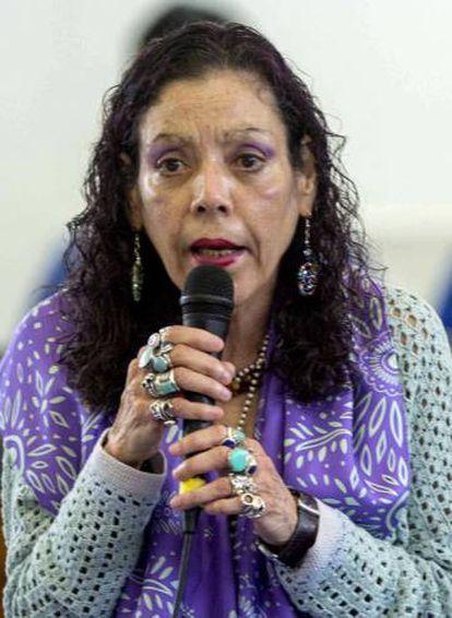 Rosario Murillo.
