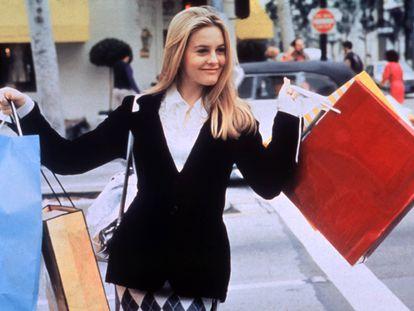 Alicia Silverstone em 'Asa Patricinhas de Beverly Hills'. Seu grande momento de esplendor.