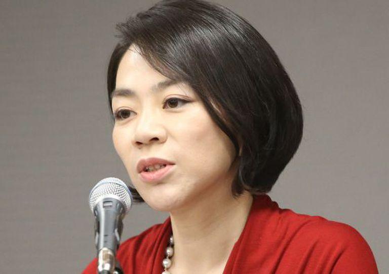 Cho Hyun-ah, vice-presidenta da aérea Korean Air.