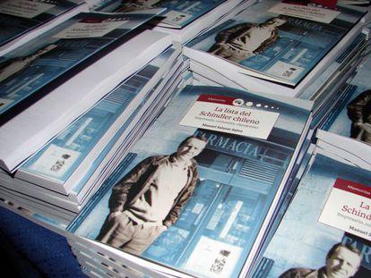 """'La lista de Schindler chileno"""", lançado no Chile em agosto."""