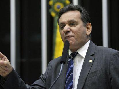 O vice-líder do PSDB na Câmara, Nilson Leitão.