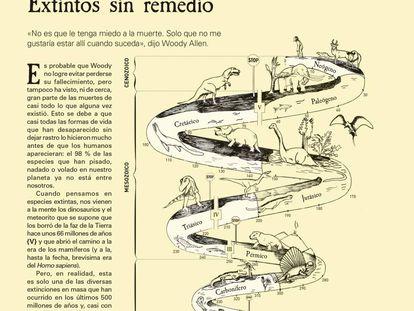 Reprodução de uma ilustração de 'La historia infográfica del mundo', de Valentina D'Efilipo e James Ball.
