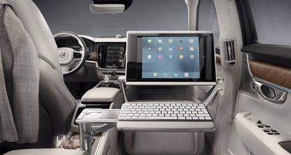 O carro familiar e o da empresa serão um prolongamento do lar ou do escritório. Estarão permanentemente conectados e terão a ajuda dos assistentes virtuais.