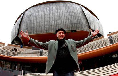 Héctor Babenco, em uma foto de 2007.