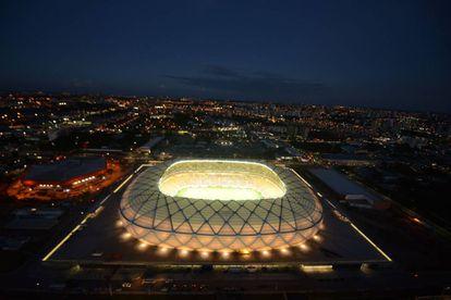 Arena Amazônia, construído para a Copa do Mundo