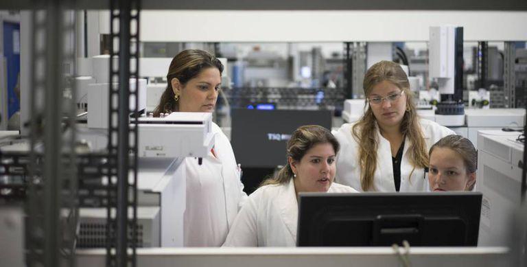 Laboratório Brasileiro de Controle de Dopagem, no Rio.