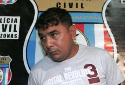 O traficante José Roberto Fernandes Barbosa.