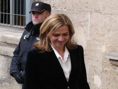 """A filha do Rei da Espanha: """"Eu confiava no meu marido"""""""