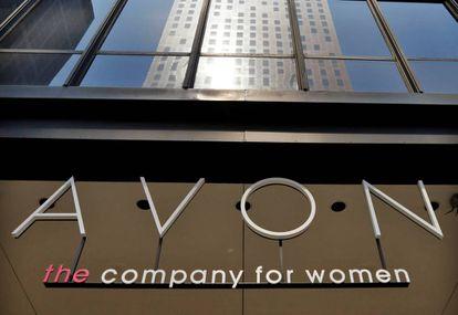Sede de Avon em Nova York.