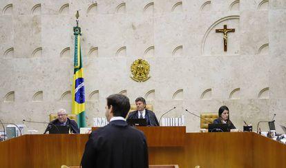 Sessão do Supremo nesta quarta-feira iniciou o julgamento que pode anular sentenças da Lava Jato.