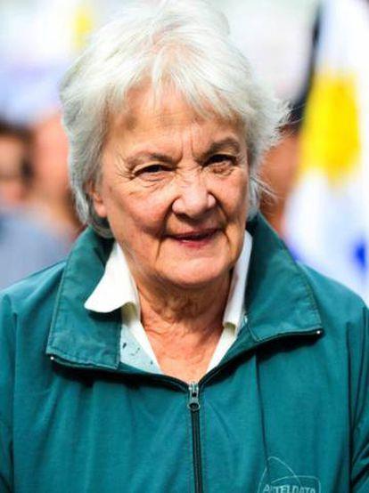 Luzia Topolansky.