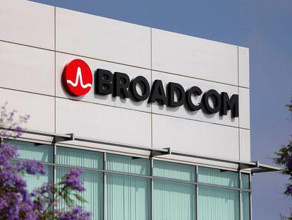 Uma unidade da Broadcom em Rancho Bernardo, Califórnia.