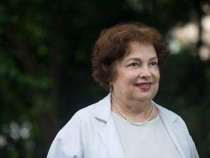 A coordenadora do Navis, Ivete Boulos.