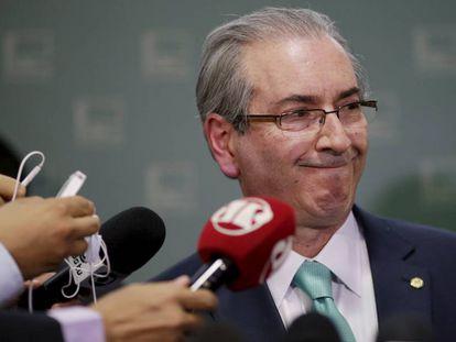 Cunha concede entrevista no dia 7 de dezembro.