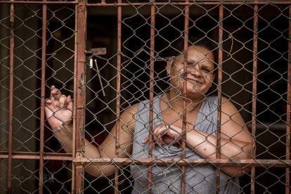 """Cláudia Pires, moradora da favela Luiza Erundina: """"Ela colocava a escritura do terreno em nome das mulheres chefes de família"""""""