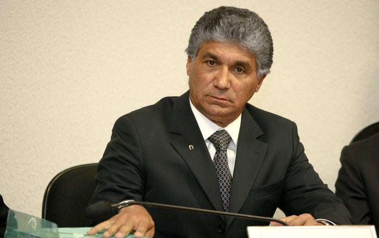 O ex-diretor do Dersa Vieira de Souza.