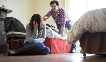 O maltrato psicológico é difícil de detectar.