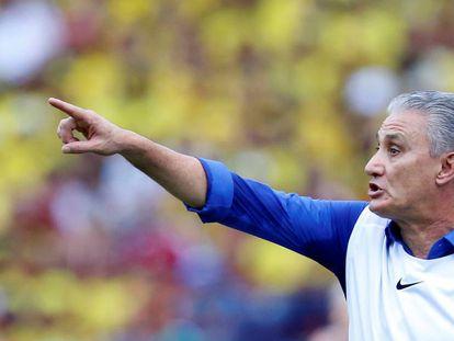 Treinador convocou jogadores para enfrentar Bolívia e Chile.