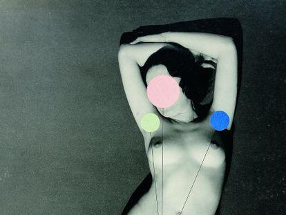 'Ontem' (1930), do tríptico de Man Ray 'Ontem, Amanhã, Hoje'.