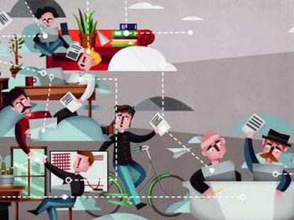 Sem chefe e sem garantia: assim será nosso trabalho no futuro