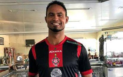 Bruno foi contratado pelo Boa Esporte, de Varginha.
