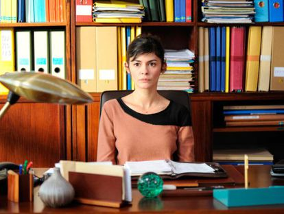 Audrey Tautou em cena de A Delicadeza do Amor. / Cordon Press