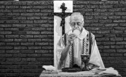 Pedro Casaldáliga, bispo-emérito da diocese de São Félix do Araguaia (MT).