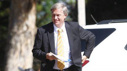 O político chileno José Antonio Kast.