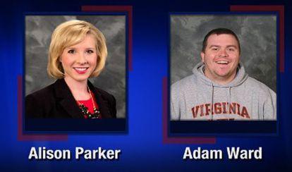 Os dois jornalistas mortos.