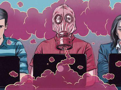 Você é um colega de trabalho tóxico?