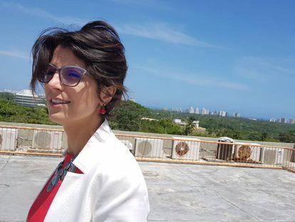 Manuela D'Ávila, em foto de divulgação.