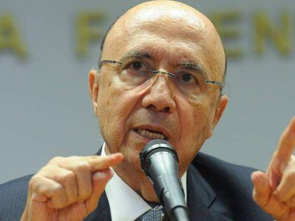Henrique Meirelles, novo ministro da Fazenda.