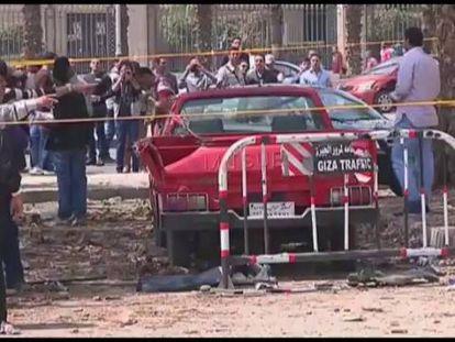 Policial do alto comando morre em um atentado na Universidade do Cairo