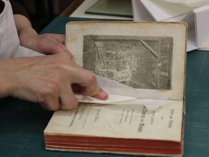 O namoro telefônico de Borges e outros segredos da Biblioteca Nacional da Argentina