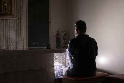 Ex-seminarista faz relato sobre denúncias de abuso contra o arcebispo metropolitano de Belém. / TARSO SARRAF