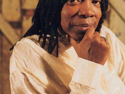 Milton Nascimento em uma foto de arquivo de 2003.
