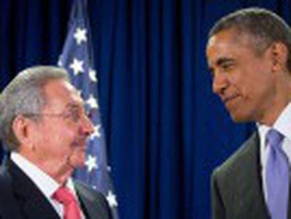 Um ano após início da normalização das relações por Barack Obama e Raúl Castro, falta o mais difícil  suspender o embargo