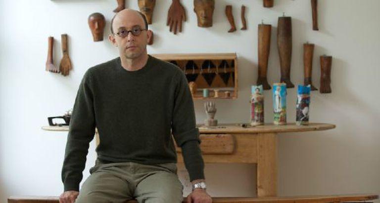 Alexandre Vidal Porto, autor de 'Sergio Y. vai à América'.