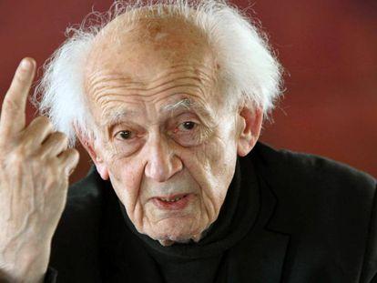Zygmunt Bauman.