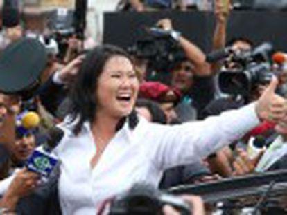 Primeiros dados confirmam vitória da filha do ditador. Candidato de centro-direita sai à frente da esquerdista Mendoza