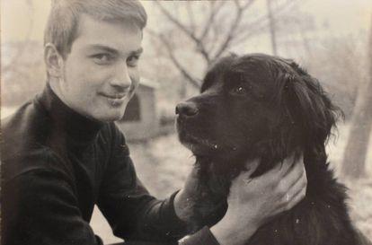 Heinz Schmitz, em sua juventude.