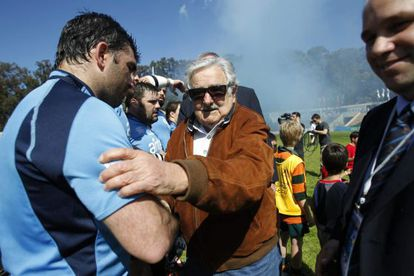 O presidente uruguaio Jose Mujica.