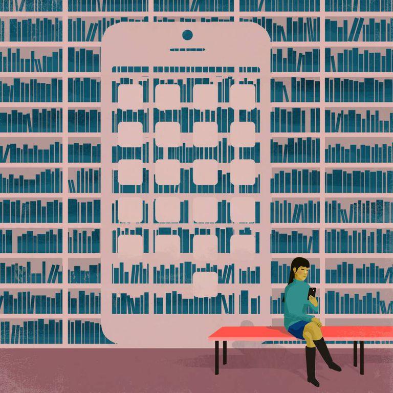 Ilustração de Eva Vázquez.