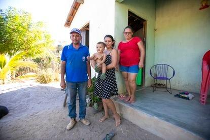 A família de Juarez está dividida entre Ciro, Lula e Bolsonaro.