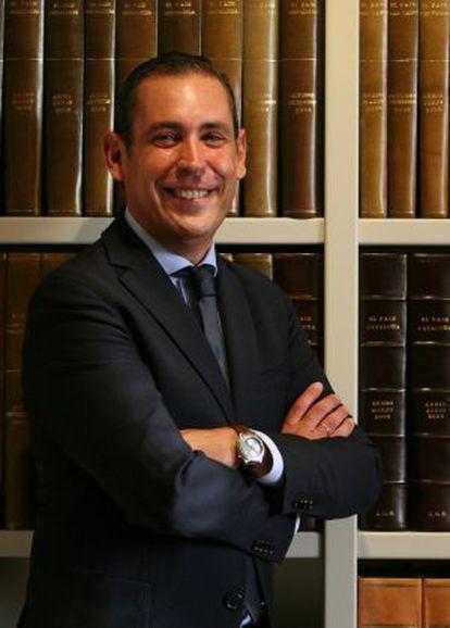 Manuel Mirat, novo executivo-chefe do PRISA Notícias.