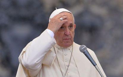 Perda de fiéis é um dos maiores desafios do papa Francisco.