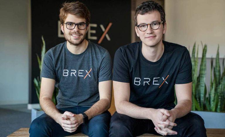 Pedro Franceschi e Henrique Dubugras, fundadores do Brex.