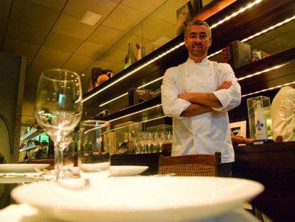 O chef brasileiro Alex Atala.