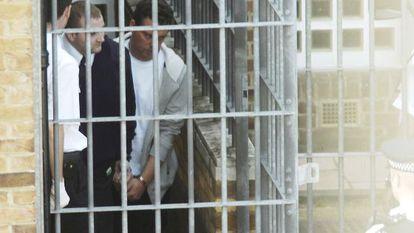 Mark Dixie em 2006 no julgamento de Sutton.